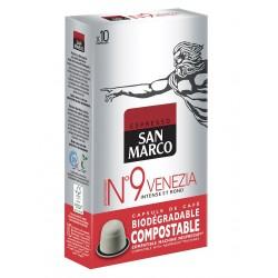 Milles étoiles pour la capsule de café Nespresso compatible de la marque San Marco !