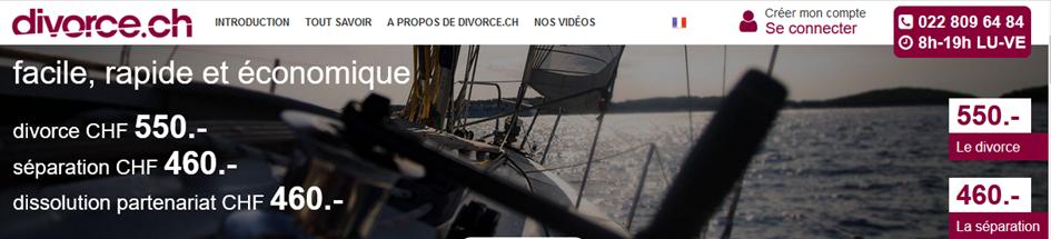 En cas de besoin, on peut passer par un avocatpour son divorce à Vaud